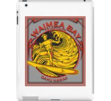 WAIMEA BAY iPad Case/Skin
