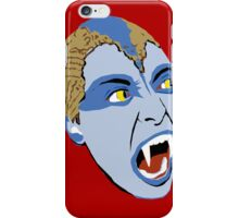 The Lair of the White Worm - Sylvia Marsh iPhone Case/Skin