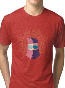 Hipster illumination. Tri-blend T-Shirt