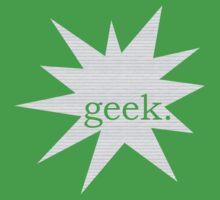 Geek! Kids Clothes