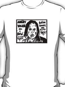 ANGRY WALKER HAS HERD T-Shirt