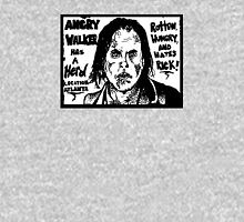 ANGRY WALKER HAS HERD Unisex T-Shirt