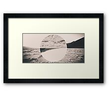 DEATH VALLEY #2 Framed Print