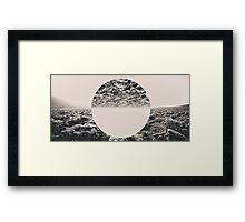 DEATH VALLEY #3 Framed Print