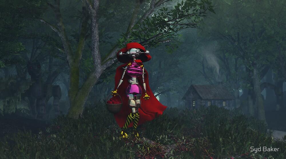 Little Red Robo Hood by Syd Baker