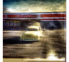 The Chevy Zone  Photographic Print