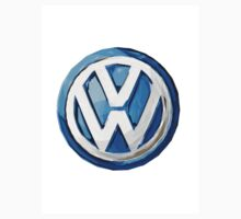 Volkswagen Impressionist Canvas by superstarink