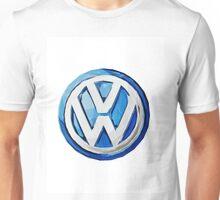 Volkswagen Impressionist Canvas Unisex T-Shirt