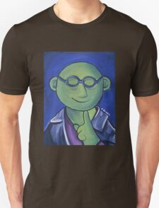 Bunsen Honeydew, Eighth Doctor Unisex T-Shirt