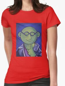 Bunsen Honeydew, Eighth Doctor Womens Fitted T-Shirt