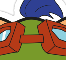 Portraits of the League - Teemo Sticker