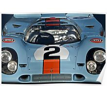 1969 Porsche 911 917K Poster