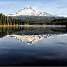 Trillium Lake by Heather Haderly
