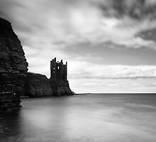 Keiss Castle, Keiss, Caithness, Scotland by Iain MacLean