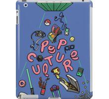 Pop Culture iPad Case/Skin