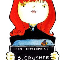 B. Crusher, Lineup by Bantambb