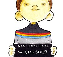 W. Crusher, Lineup by Bantambb