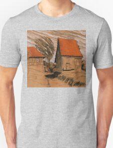 wind schuppen T-Shirt