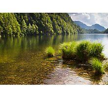 Lake Toplitz Photographic Print