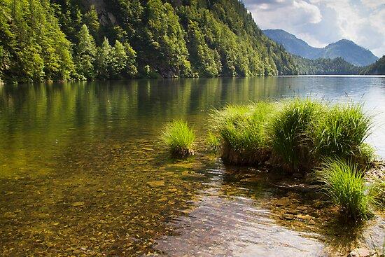 Lake Toplitz by Walter Quirtmair