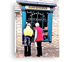 THE SHOP OF GOODIES Canvas Print