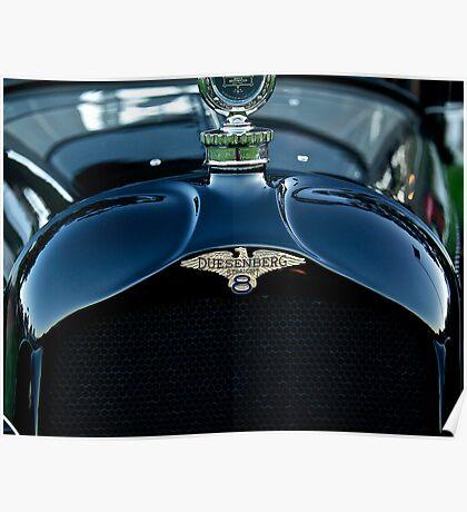 1921 Duesenberg A Bender Coupe I Poster