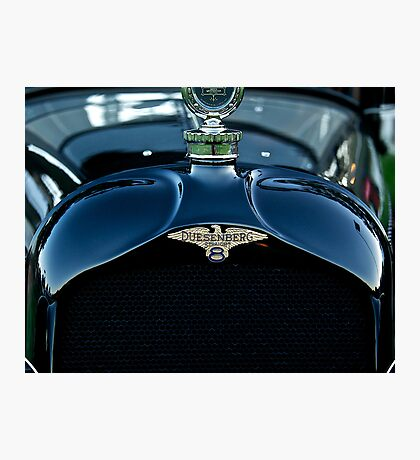 1921 Duesenberg A Bender Coupe I Photographic Print