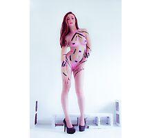 Pink Tape 2012 Danni Nicole Photographic Print