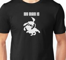 My Main Is Duck Hunt (Smash Bros) Unisex T-Shirt