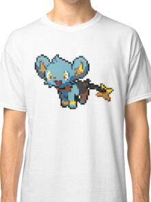Pokemon - Shinx Sprite Classic T-Shirt