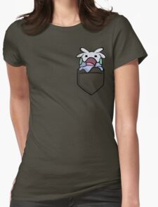 GOOMY Womens Fitted T-Shirt