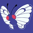 012 Butterfree by Sailio717