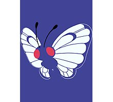 012 Butterfree Photographic Print