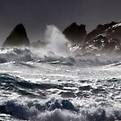 Ocean's Edge by Keith Midson