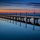 Narrabeen Sunrise by Mandy  Harvey