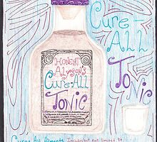 Honest Alyson's Cure All Tonic by SteveHanna