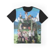 DIGIMON adventures tri 15 years Graphic T-Shirt