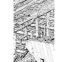 Akira manga Photographic Print