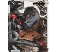 Bodywork needs a little rust treatment iPad Case/Skin