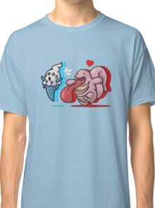 We all scream at it Classic T-Shirt