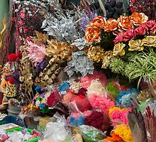 flowers in florist by OHphoty