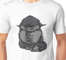 Angry Pussy Unisex T-Shirt
