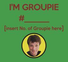 """I'm Groupie Number.... "" Joss Whedon's Dr. Horrible - Dark One Piece - Short Sleeve"