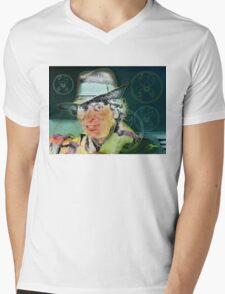 THE 4TH Mens V-Neck T-Shirt