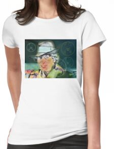 THE 4TH Womens Fitted T-Shirt