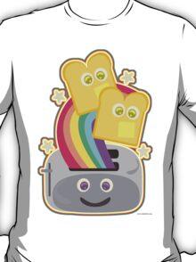 Kawaii Rainbow Toast T-Shirt