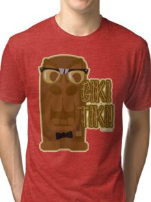 The Giki Tiki Tri-blend T-Shirt