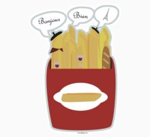 French Fries by mytshirtfort