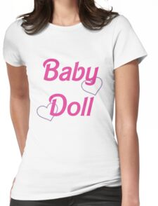 Baby Doll ❤❤ Womens Fitted T-Shirt