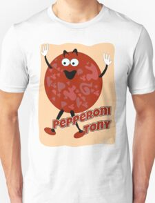 Pepperoni Tony T-Shirt